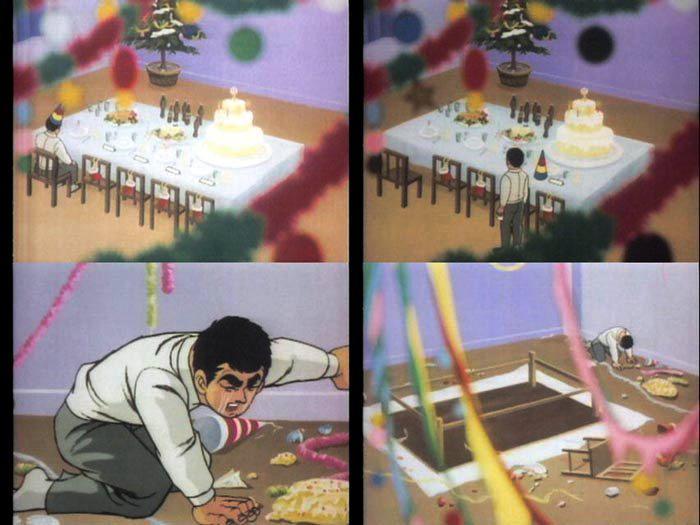 誰も来ない誕生パーティー